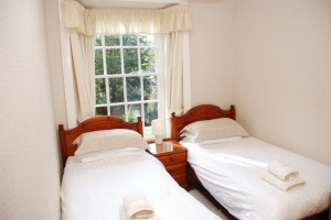 Fairfield twin room