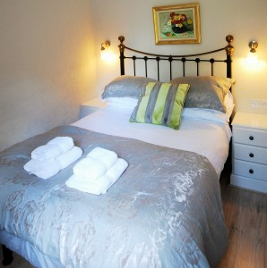Scafell Double Bedroom