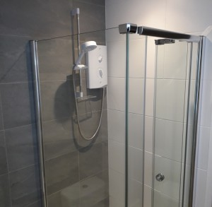 Scafell new shower room